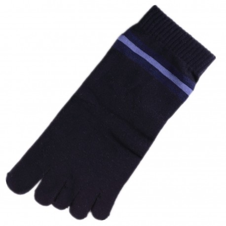 Socquettes à doigts
