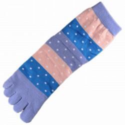 Chaussettes à doigts Mixte