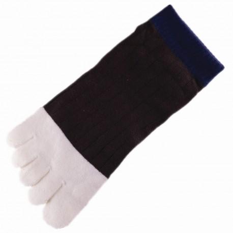 Socquettes à doigts Mixte