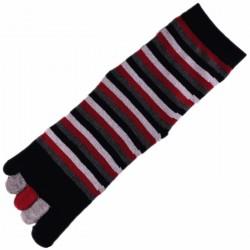 Chaussettes à doigts Toe Toe Mixte