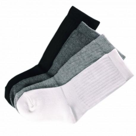 Pack de 4 Paires Chaussettes Hautes bébé
