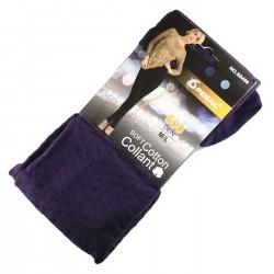 Leggings Collant Coton Sans Pied 600DEN