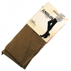 Pack de 2 Collants Opaque Camel 160DEN