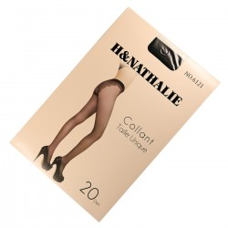 Collant Fantaisie SEXY 20DEN Noir