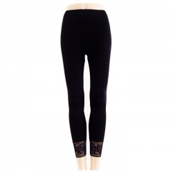 Leggings Opaque NOIR