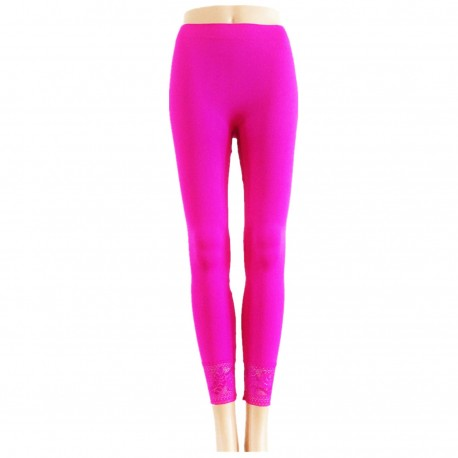 Leggings Opaque FUCHSIA