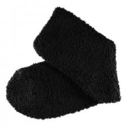 Pack de 2 Paires Chaussettes Chaudes Polaires T.U. Noir