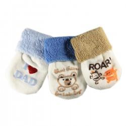 Pack de 3 Paires Chaussettes Bébé
